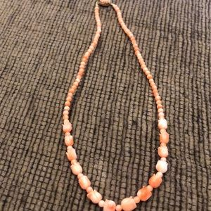 Rose Necklace ((#639)